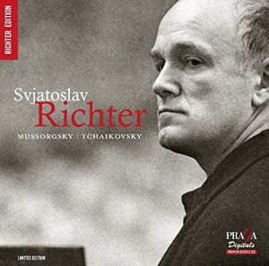 SACD (Super Audio CD) Sviatoslav Richter. Mussorgsky & Tchaikovsky - Piano Works