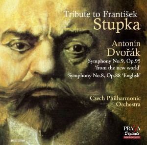 SACD (Super Audio CD) Czech Philharmonic Orchestra. Tribute to Frantisek Stupka