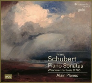 Audio CD Schubert: Sonatas