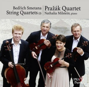 SACD (Super Audio CD) Bedrich Smetana: String Quartets; Piano Trio Op. 15