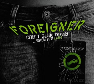 LP Foreigner. Can'T Slow Down (LP)