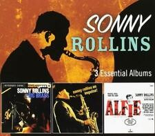 Audio CD Rollins Sonny. 3 Essential Albums
