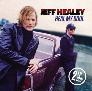 LP Jeff Healey. Heal My Soul (LP)