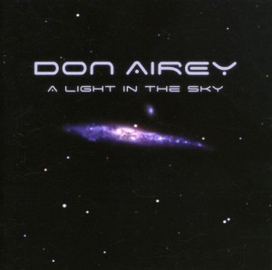 Audio CD Don Airey. A Light In The Sky