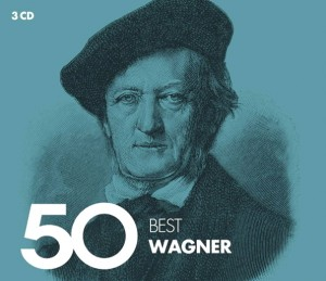 Audio CD 50 Best Wagner