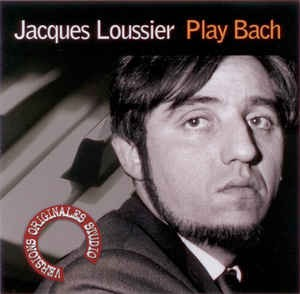 Audio CD Jacques Loussier. Play Bach