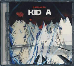 Audio CD Radiohead. Kid A