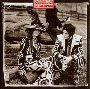 Audio CD The White Stripes. Icky Thump