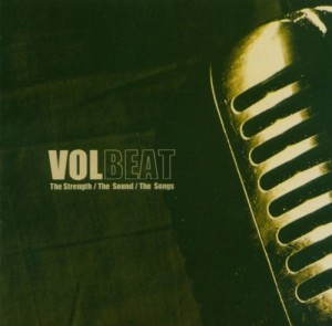 LP Volbeat. The Strength. The Sound. The Songs (LP)