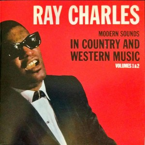 Audio CD Ray Charles. Modern Sounds In Country And Western Music