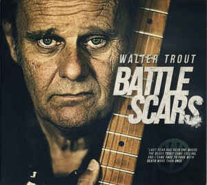 Audio CD Walter Trout. Battle Scars