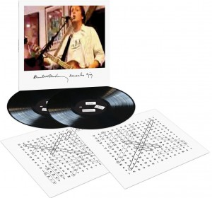 LP McCartney Paul. Amoeba Gig (LP)