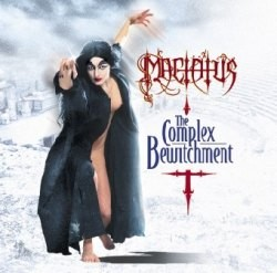 Audio CD Mactatus. The Complex - Bewitchment