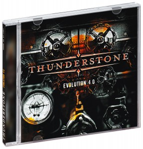 Audio CD Thunderstone. Evolution 4.0