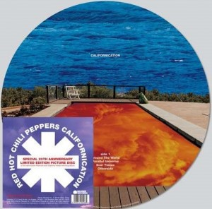 LP Red Hot Chili Peppers. Californication (LP)