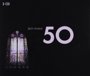 Audio CD Various Artists. 50 Best Hymns