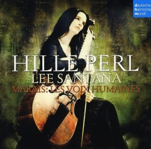 Audio CD Hille Perl. Les Voix Humaines