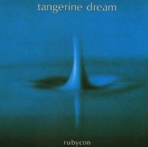 Audio CD Tangerine Dream. Rubycon