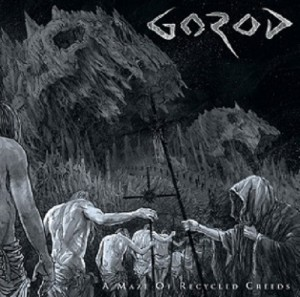 Audio CD Gorod. A Maze of Recycled Creeds