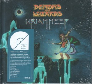 Audio CD Uriah Heep. Demons And Wizards [Deluxe edition]