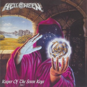 Audio CD Helloween. Keeper Of The Seven Keys Part I