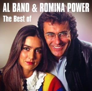 LP Bano, Al / Power, Romina The Best Of (Exclusive for Russia) (LP)