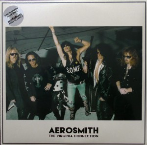 LP Aerosmith. The Virginia Connection (LP)