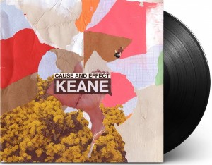 LP Keane. Cause And Effect (LP)