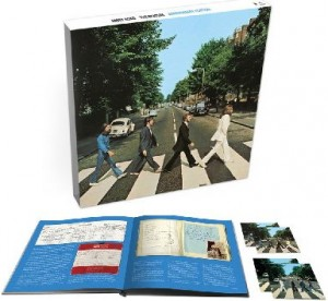 Blu-Ray + Audio CD The Beatles. Abbey Road (50th Anniversary Edition) (3 CD + Blu-Ray)