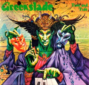 Audio CD Greenslade. Time And Tide