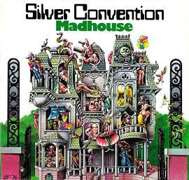 Audio CD Silver Convention. Madhouse