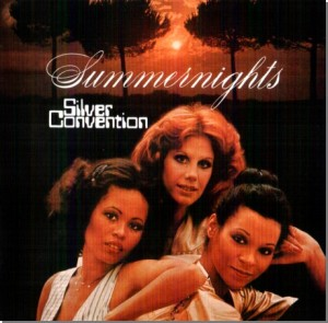 Audio CD Silver Convention. Summernights