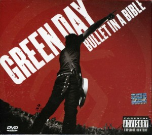 DVD + Audio CD Green Day. Bullet In A Bible