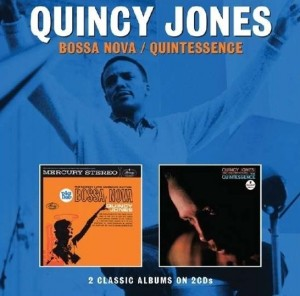 Audio CD Quincy Jones. Bossa Nova. Quintessence