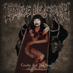 LP Cradle Of Filth. Cruelty And The Beast - Re-Mistressed (LP)