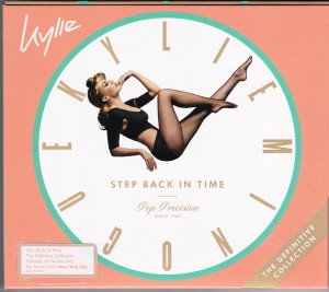 Audio CD Kylie Minogue. Step Back In Time: The Definitive Collection
