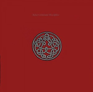 Audio CD King Crimson. Discipline - 30th Anniversary Edition