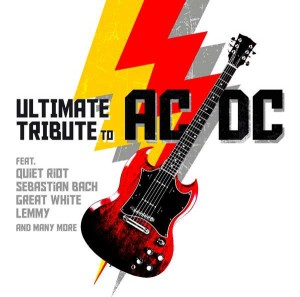LP Various. Ultimate Tribute To AC / DC (LP)
