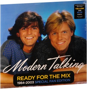 LP Modern Talking. Ready For The Mix 1984-2003 Special Fan Edition (Only in Russia) (LP)