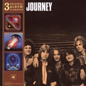 Audio CD Journey. Original Album Classics (Departure / Escape / Frontiers)