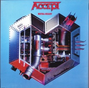 LP Accept. Metal Heart (LP)