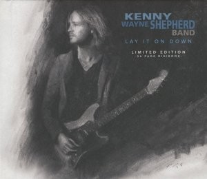 Audio CD The Kenny Wayne Shepherd Band. Lay It On Down (Deluxe)