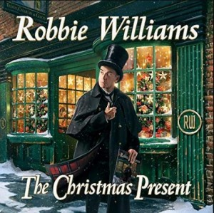Audio CD Robbie Williams. The Christmas Present (Deluxe Edition)