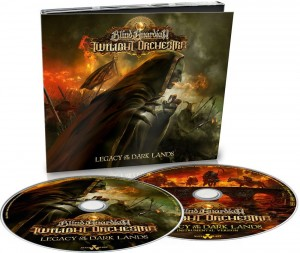 Audio CD Blind Guardian Twilight Orchestra. Legacy of the dark lands