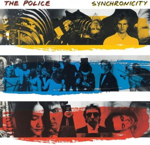 LP The Police. Synchronicity (LP)