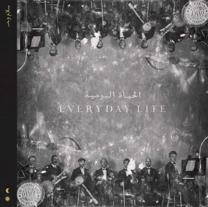 Audio CD Coldplay. Everyday life