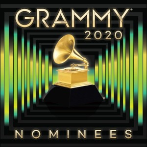 Audio CD Various Artists. 2020 Grammy Nominees