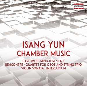 Audio CD Isang Yun: Chamber Music