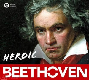 Audio CD Сборник. Heroic Beethoven (best of)