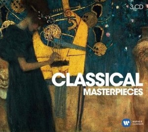 Audio CD Various Artists. Classical masterpieces